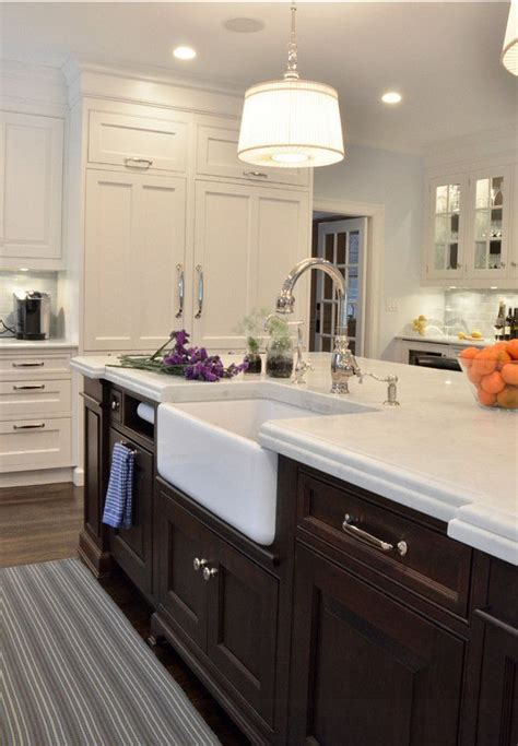 farmhouse kitchen island with sink 17 best images about farmhouse sink on david