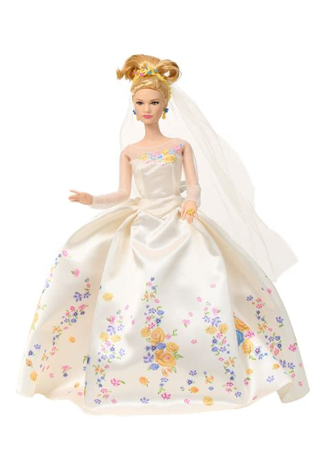 Wedding Toys by Disney Cinderella Wedding Day Doll