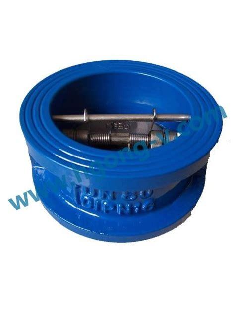 Ducktile Iron Wafer Check Valve check valve api cast iron ductile iron wafer check