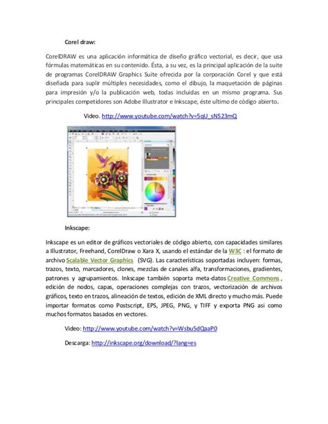 imagenes vectoriales software imagenes vectoriales y software de tratamiento