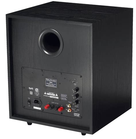 Ac Akari 320 Watt ridley acoustics canada ks320 300 watt powered subwoofer