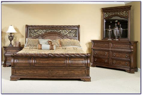 solid cherry bedroom furniture solid wood bedroom furniture ashley bedroom home