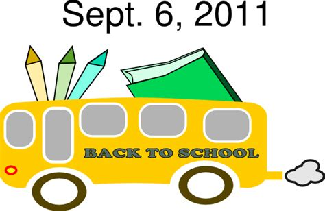 back to school clipart back to school clip at clker vector clip