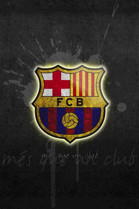 wallpaper barcelona iphone fc barcelona logo iphone wallpaper hd free download
