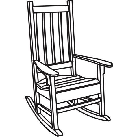 kids rocking chair drawing how to draw a rocking chair plans diy free download cedar