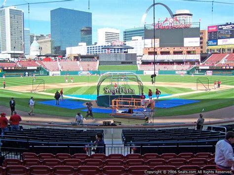 Section 150 Busch Stadium by Busch Stadium Section 150 Rateyourseats