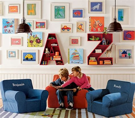 kid room wall decor 20 playroom design ideas