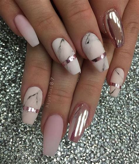 best 25 nails ideas on matt nails pretty