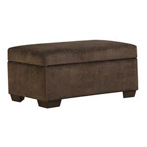 Ottomans At Big Lots Simmons 174 Sunflower Brown Storage Ottoman Big Lots