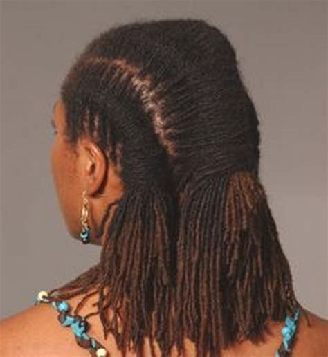 keratin perm with sisterlocks locks hairstyle hairstyle gallery