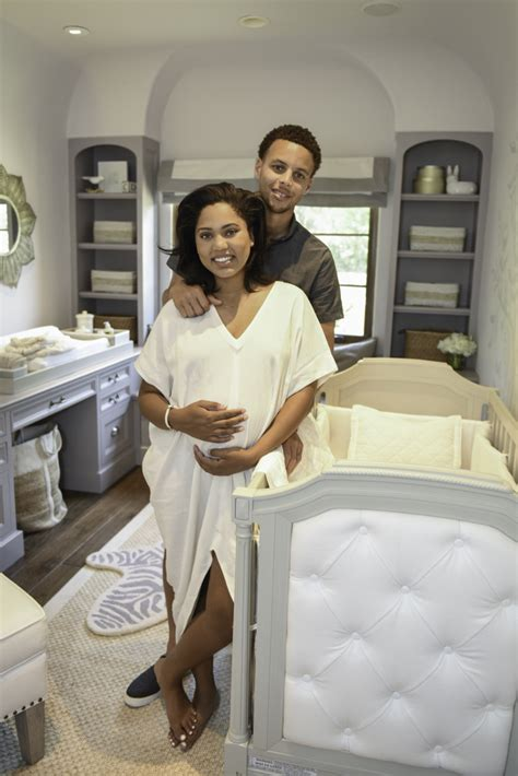 stephen and ayesha curry expecting second baby in july design reveal curry family nursery project nursery