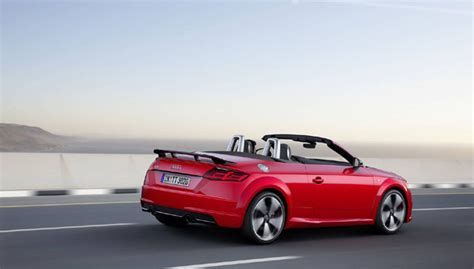 audi tt coupe   competition price design
