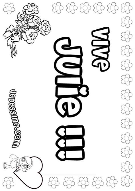 école De Julie Lettre G Coloriages Julie Fr Hellokids