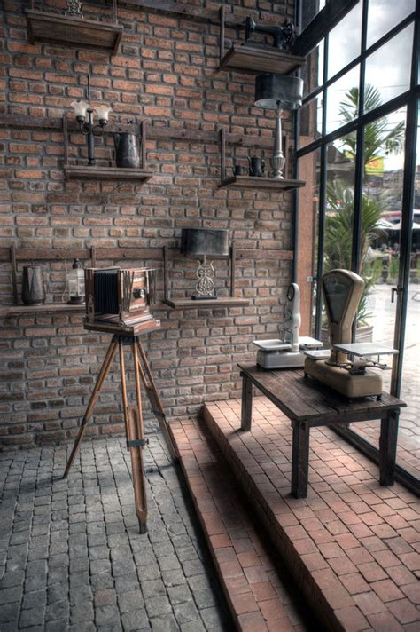 how to wear vintage for vintage industrial style the bistrot restaurat seminyak bali 187 retail design
