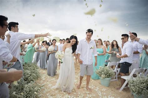 top  beach wedding destinations  thailand