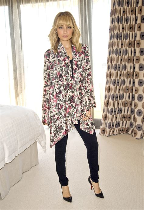 Fashion Preview Nicole Richies Qvc Collection Lisa Rinna Ali | fashion preview nicole richie s qvc collection lisa