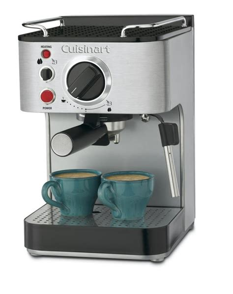 EM 100   Espresso Makers   Products   Cuisinart.com