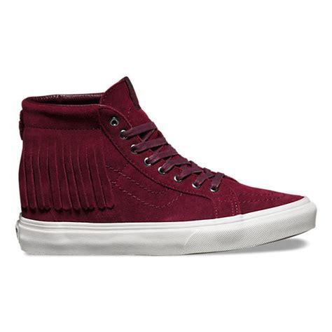 Vans Sk8 High Quality Casual Made In suede sk8 hi moc shop shoes at vans
