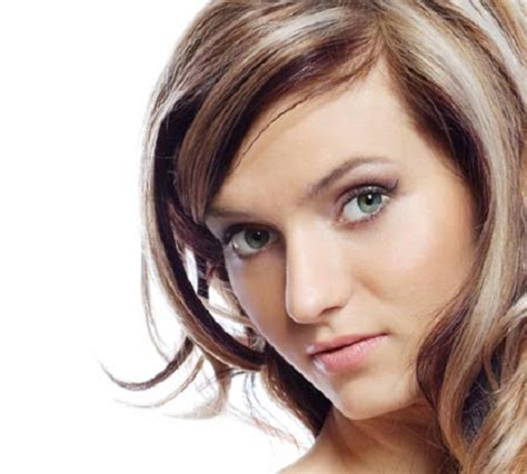 shoulder length side sweep bang haircuts for oblong face trendy medium hairstyles with bangs for oval faces