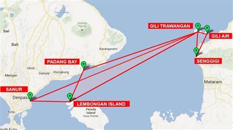 cheapest boat sanur to nusa lembongan bali to gili islands thingstodoinbali