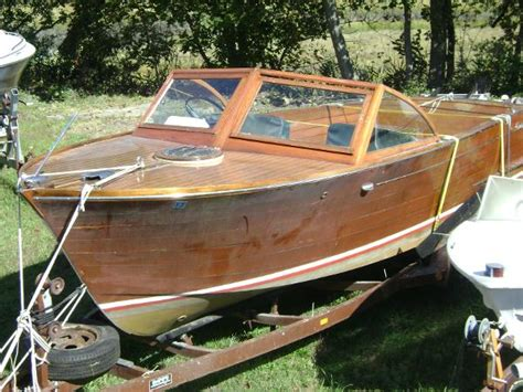 chris craft wooden boats for sale california houseboat plans australia 1959 chris craft sportsman for sale