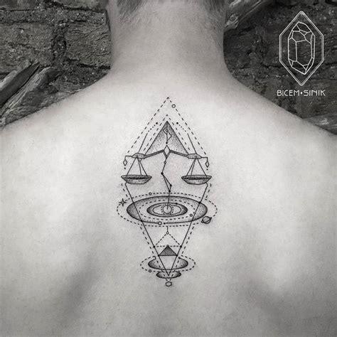geometric zodiac tattoo 30 beautiful geometric tattoos by bicem sinik tattoobloq