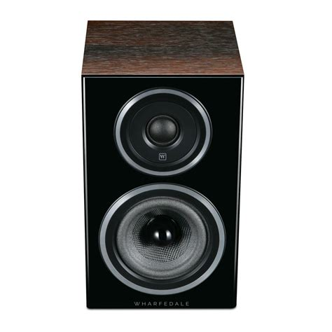 wharfedale 11 0 walnut pearl bookshelf speakers