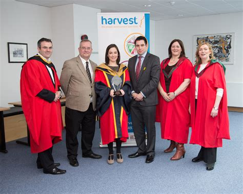 Walsh Mba Program Ranking by Harvest Pearse Walsh Phd Award In Partnership With Dcubs Dcu