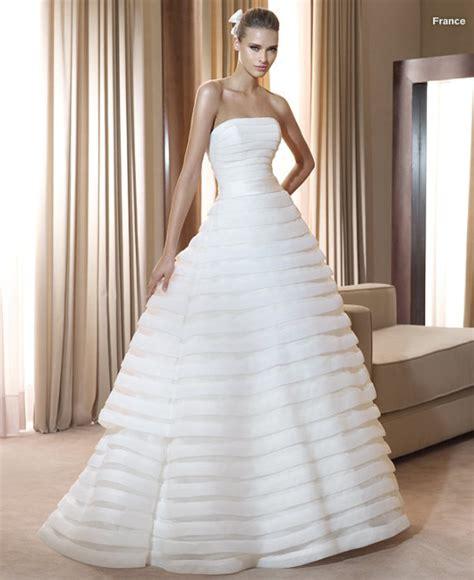 imagenes vestidos de novia bogota abiti da sposa pronovias collezione 2011 foto ma