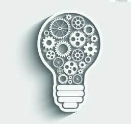 Designer diy creative design graphics lamp gear