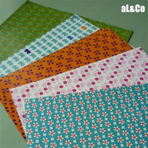 Papier Origami - 10 feuilles de papier origami al co
