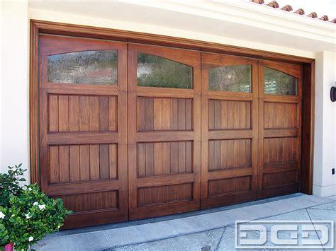 California Dream 13 Custom Architectural Garage Door California Overhead Door