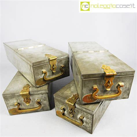 cassette di sicurezza in cassette di sicurezza in metallo