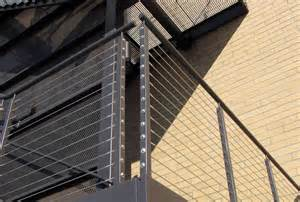 Stair Rail Guard by Metal Guard Rail Submited Images