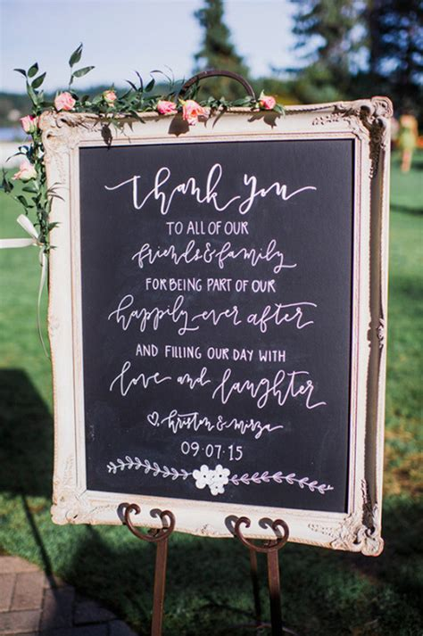 Wedding Quotes Signs by 22 Great Wedding Sign Ideas To Inspire Your Big Day Oh