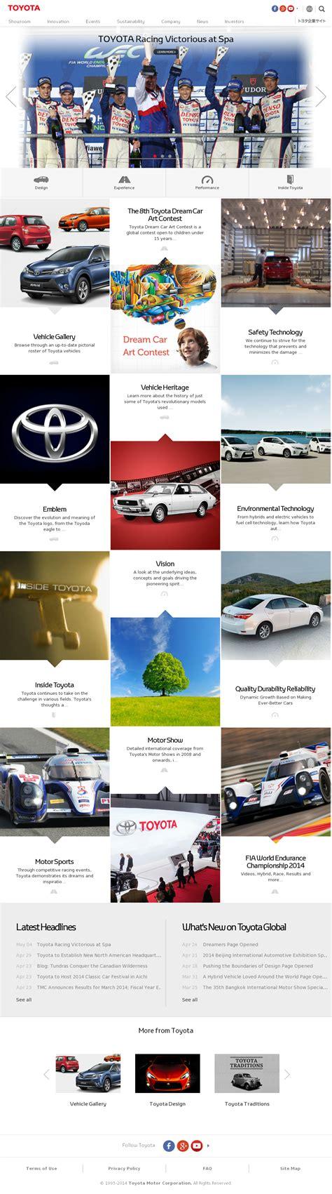 toyota company information toyota company profile owler