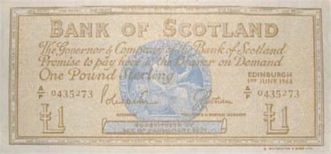 bank notes out of circulation exchange your leftover money from scotland scotland