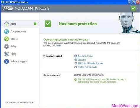 free download eset nod32 antivirus full version username password giveaway eset nod32 antivirus 8 full version free for 12