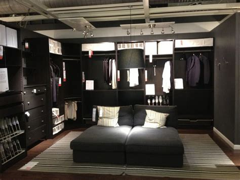 Black Closet Organizer Systems by Ikea Closet Organizers