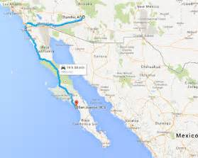 from arizona to scorpion bay and back part 1
