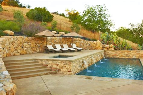 what to do with a sloped backyard how to build a pool what to do with a sloped backyard