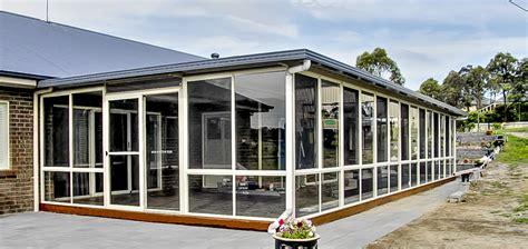 Glass Enclosed Sunrooms Enclosed Patio Covers California Sunroom Pros
