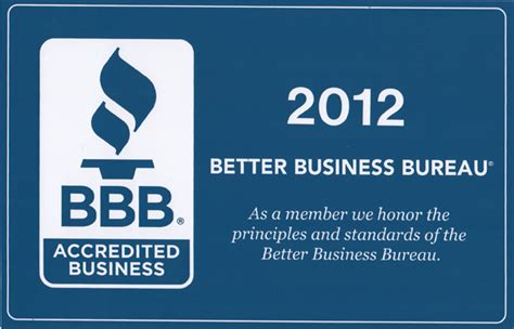 commerce bureau borelli designs is now a bbb accredited business