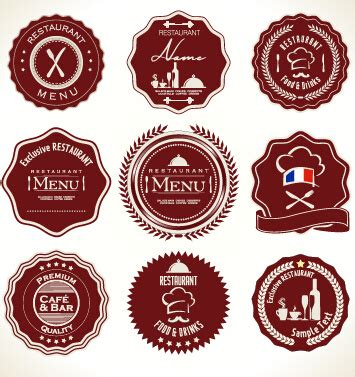Button Badge Vintage Vector Template Free Vector Download 24 118 Free Vector For Commercial Badge Illustrator Template
