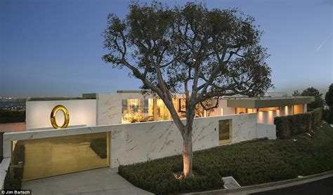 beverly mansion hits the market for 100million