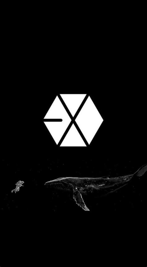 exo k iphone wallpaper exo logo iphone wallpaper 2017 kpop wallpaper kpop