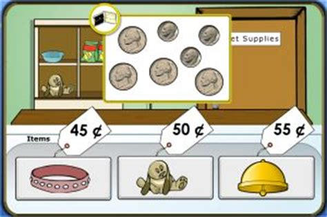 Money Making Games Online Free - free interactive counting money games for kids 2nd graders math