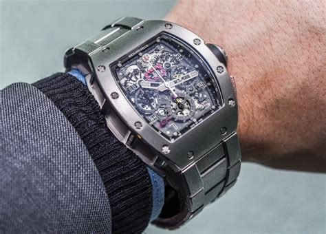 Jam Tangan Rm35 01 Rafa Skeleton richard mille announces 10 year partnership with mclaren