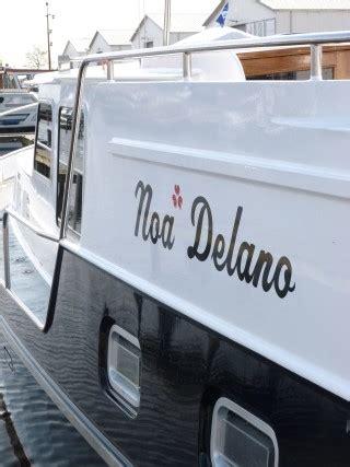 4 persoons boot kopen boot 4 personen noa delano yachtcharter sneek