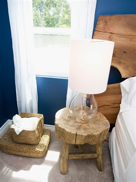 rustic blue bedroom photo page hgtv